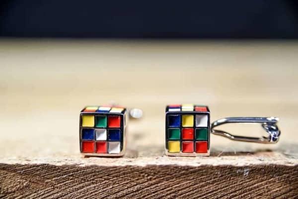 Gemelos Cubo de Rubik