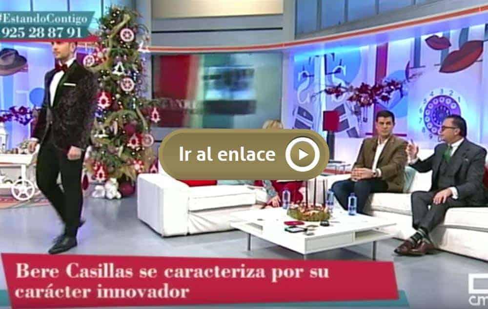 """Bere Casillas en programa de televisión """"Estando Contigo"""". ver vídeo en enlace"""