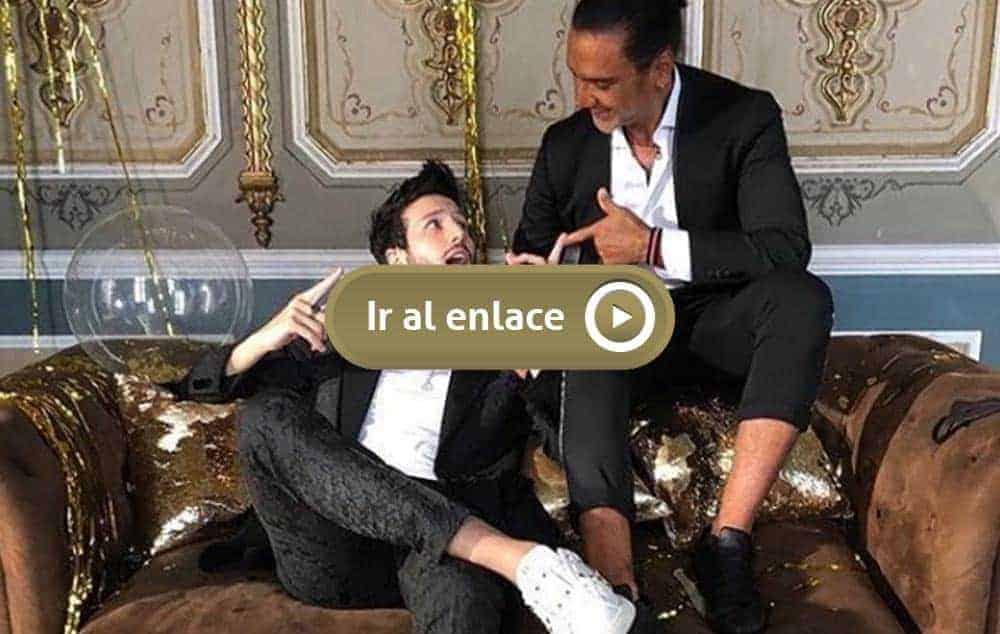 El cantante mexicano Alejandro Fernández con americana Bere Casillas en su nuevo videoclip. Ver Vídeo