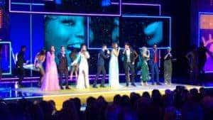 Actuación en los Premios Forqué