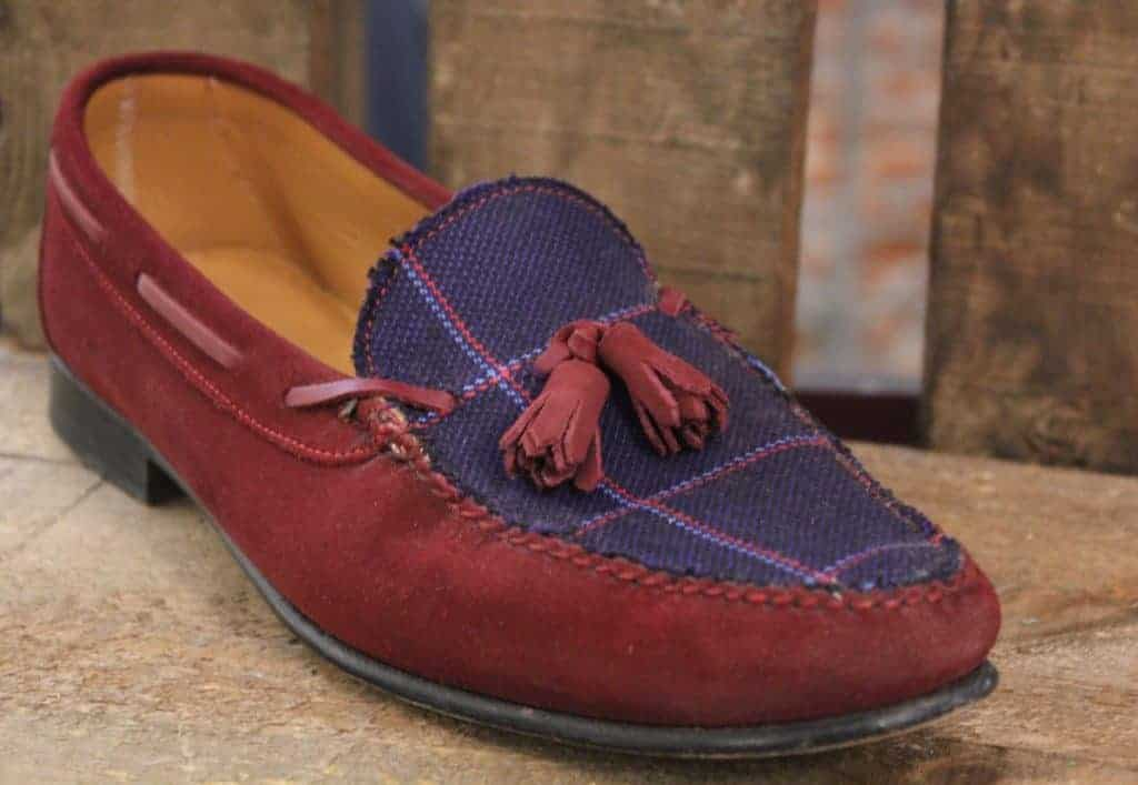 Gautier 1 Zapatos hombre diseño Bere Casillas