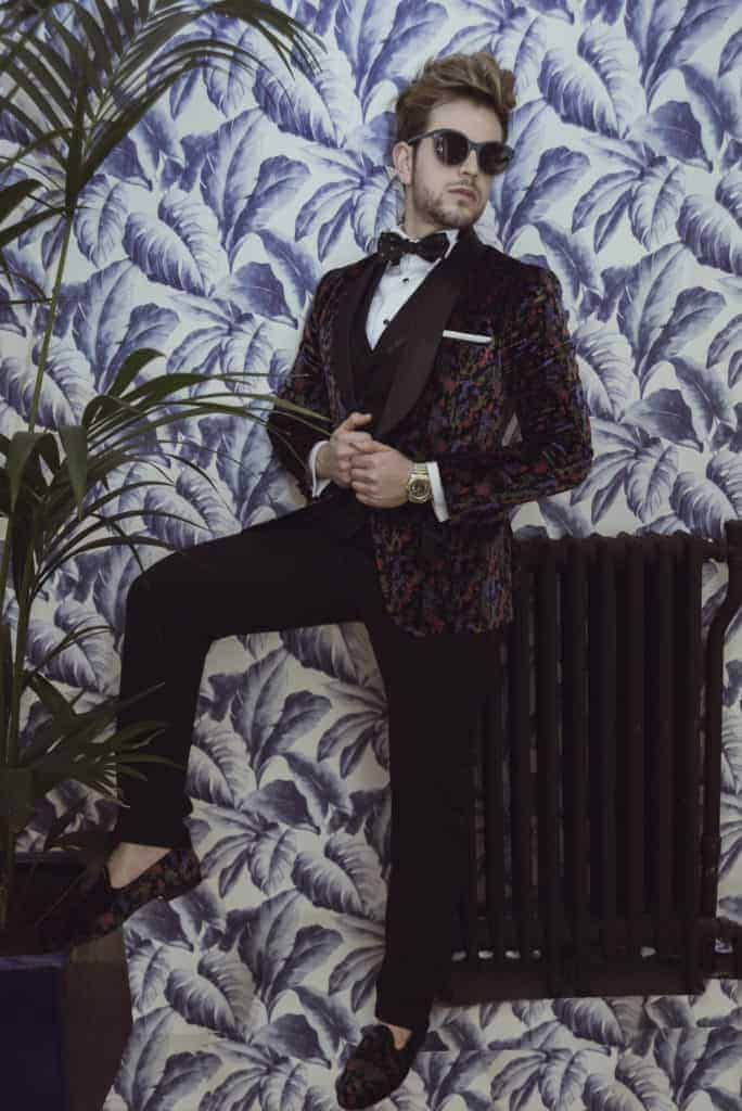 Gautier 5 - Bere Casillas diseña suprimera colección de zapatos con los tejidos de sus trajes y americanas.