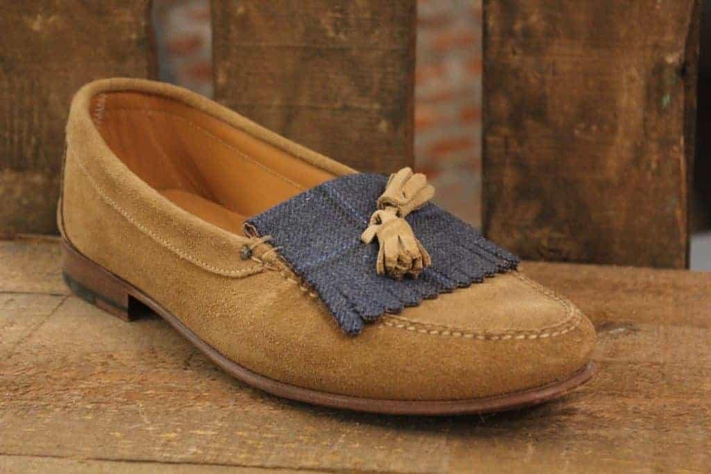 Gautier Zapatos hombre diseño Bere Casillas