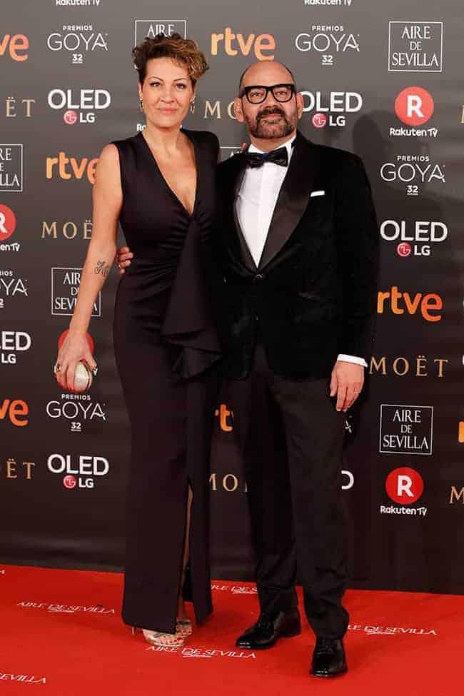 José Corbacho, de Bere Casillas - Premios Goya-2018