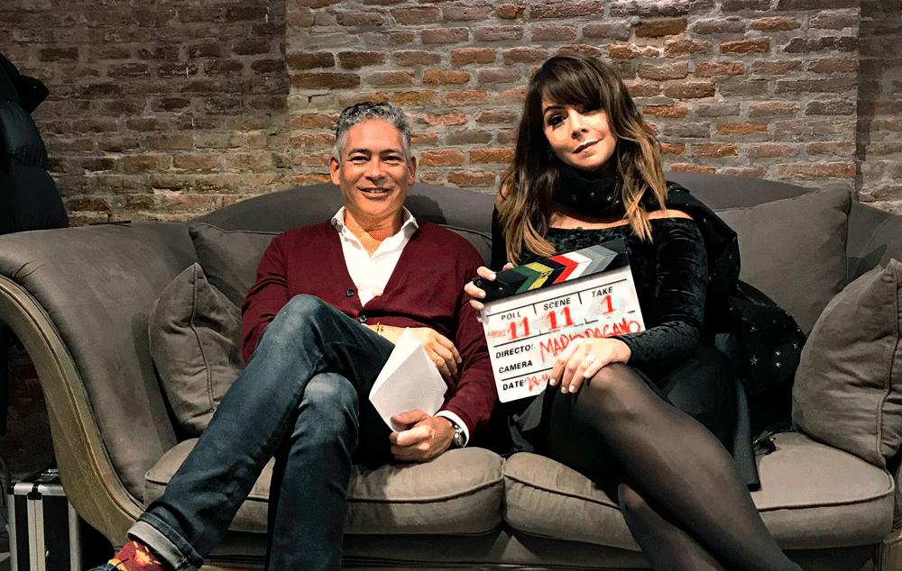 Boris Izaguirre y Ana María Simón nos visitan en La Galería.