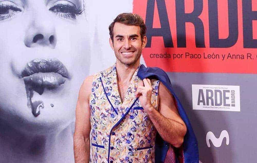 Daniel Muriel con traje Bere Casillas BC