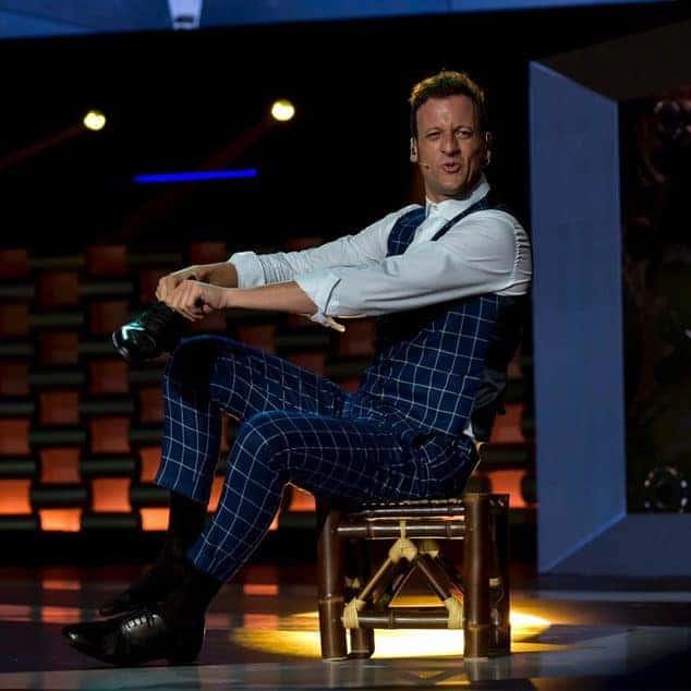 Edu Soto se convierte en el icono de la elegancia masculina
