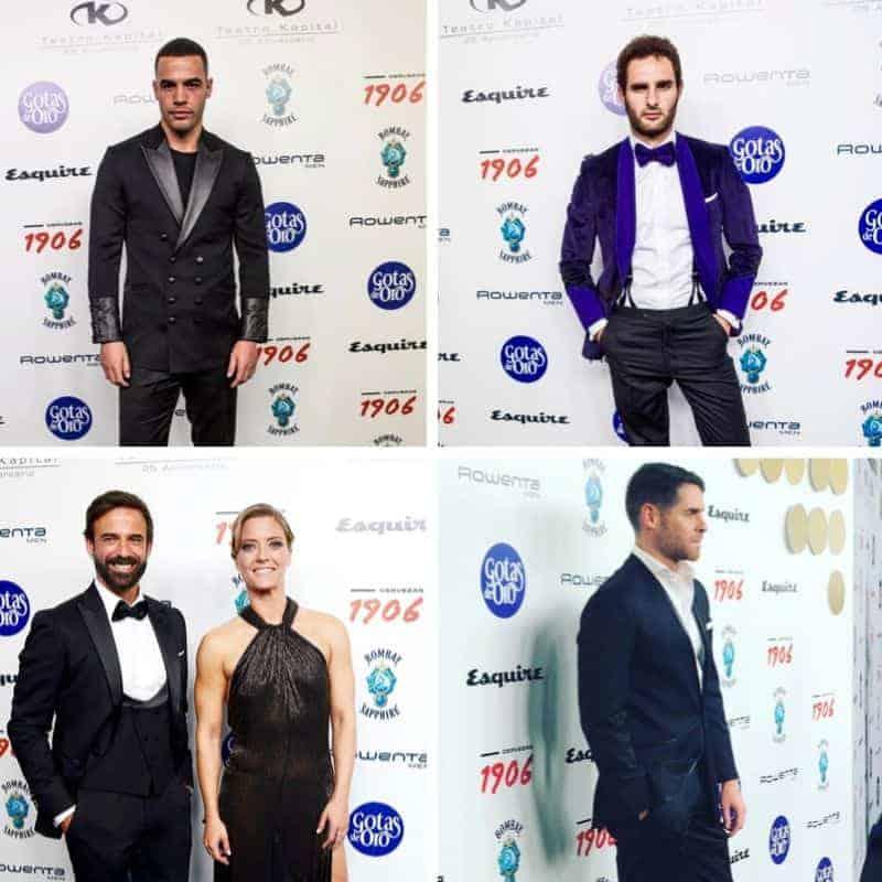 Hombres Mejor vestido premios Esquire