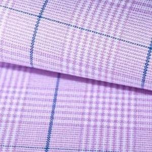 Camisa a medida algodón rosa