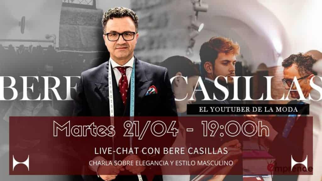Sastre Madrid Bere Casillas