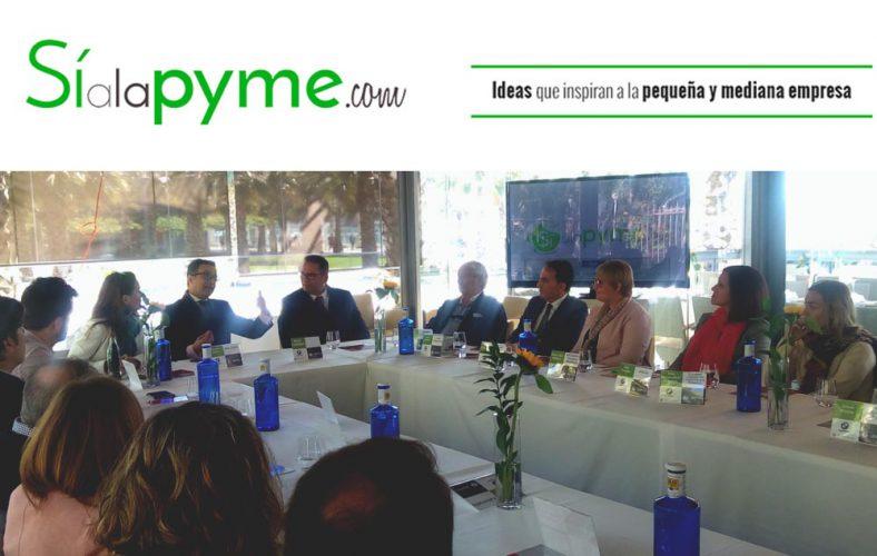 El empresario Bere Casillas, primer invitado en los Desayunos Sí a la Pyme 2017