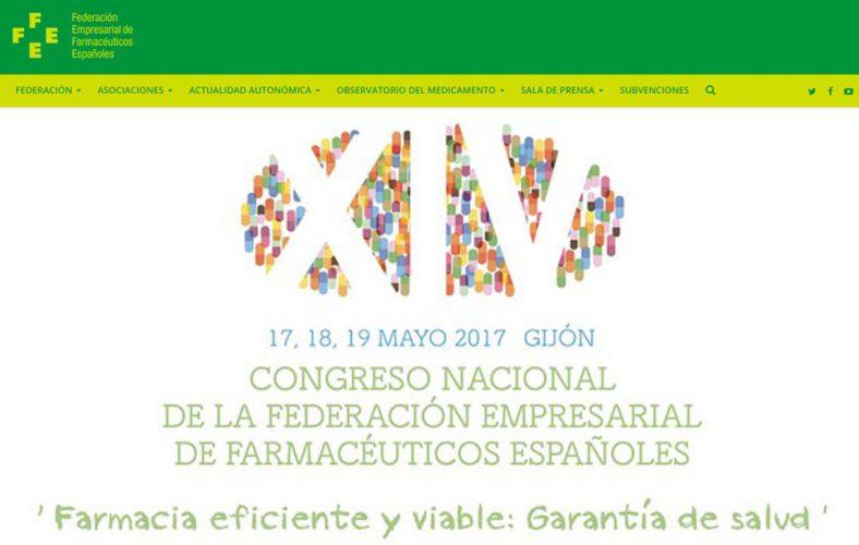"""Bere Casillas participa en el congreso """"XIV Congreso Nacional FEFE"""" en Gijón."""