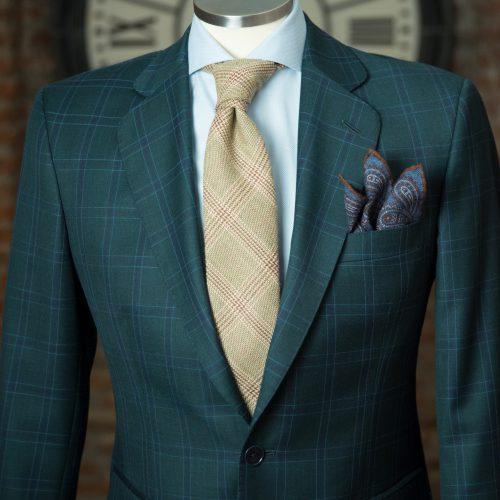 Corbata lana seda - Trajes para ir al trabajo Bere Casillas